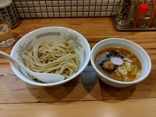 「【限定】王道なつけ麺」@らーめん カッパハウスの写真