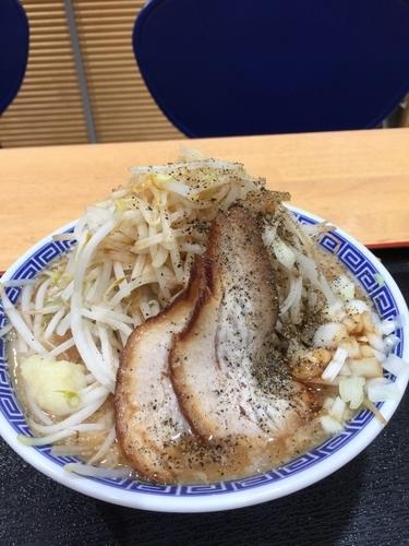 「角ふじ麺①」@麺屋 心の写真