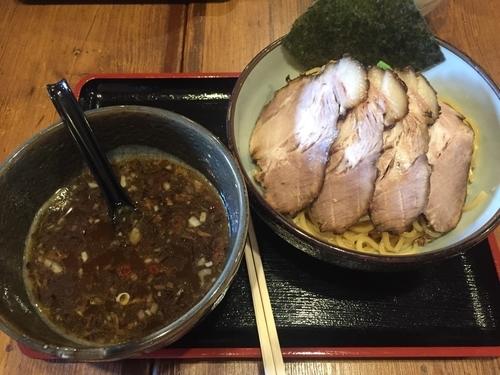 「チャーシューつけ麺醤油」@麺屋 匠堂の写真