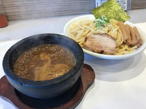 「辛刺激つけ麺メンマ 930円」@ぶっと麺 しゃにむにの写真