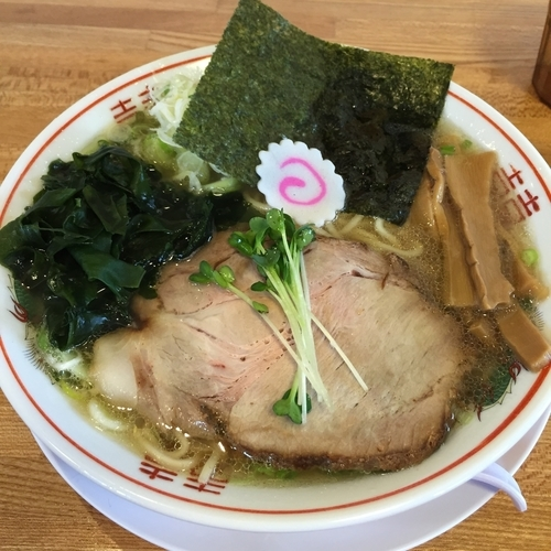 「塩ラーメン(¥700)」@麺屋 小太郎の写真
