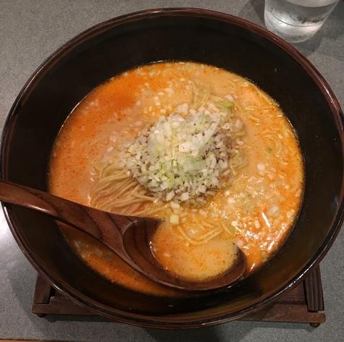 「担々麺」@しもがも担々麺の写真