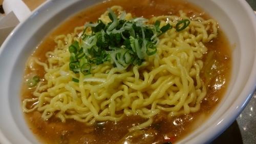 「湯本系タンタン麺1000円」@山賊粥の写真