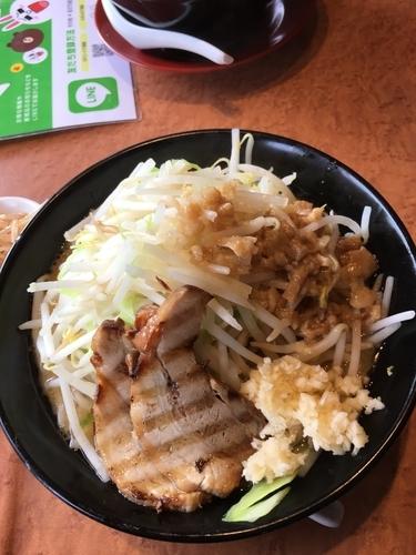 「ジパング麺(680¥)」@ジパング軒の写真