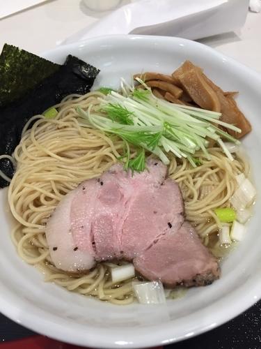 「鶏塩らーめん」@麺処 景虎 produced by ほん田の写真