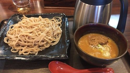 「濃厚つけ麺」@三宝亭 与野本町店の写真