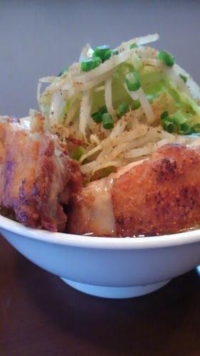 「とり朗 700円」@自家製麺 鶏八朗の写真