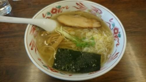 「塩ラーメン」@麺 こむさしの写真