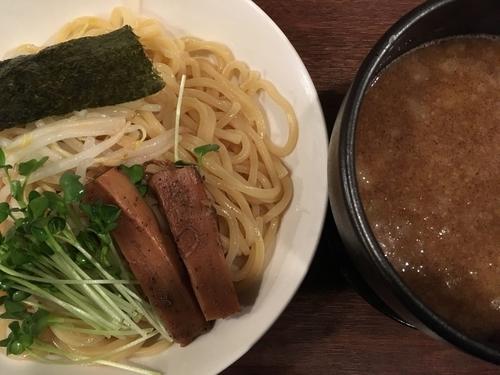 「【限定】濃厚つけ麺 850円」@らーめん 和なり えんの写真