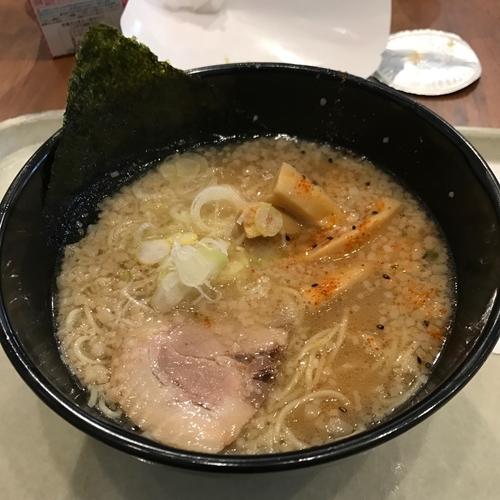 「豚骨醤油ラーメン」@麺大将の写真