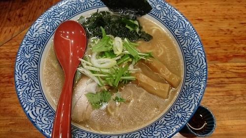 「芳醇あごだし醤油 760円」@赤坂麺処 友の写真