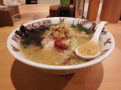 「梅しお」@札幌真麺処 幸村の写真