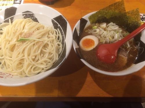 「節つけ麺」@つけ麺 おんのじ 熊本近見店の写真