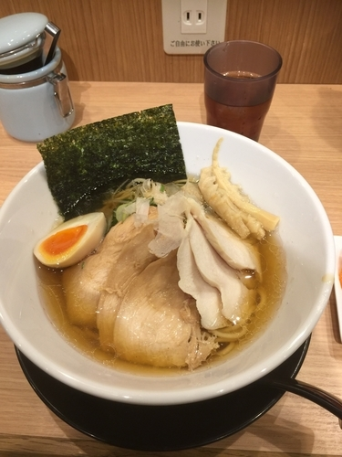 「チャーシュー麺」@麺屋 和人 天王寺北口本店の写真