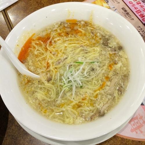 「酸辣湯麺」@バーミヤン 船堀駅前店の写真