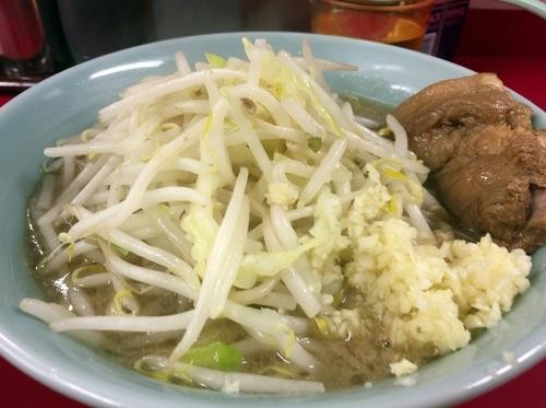 「ラーメン(700円)」@ラーメン二郎 新宿歌舞伎町店の写真
