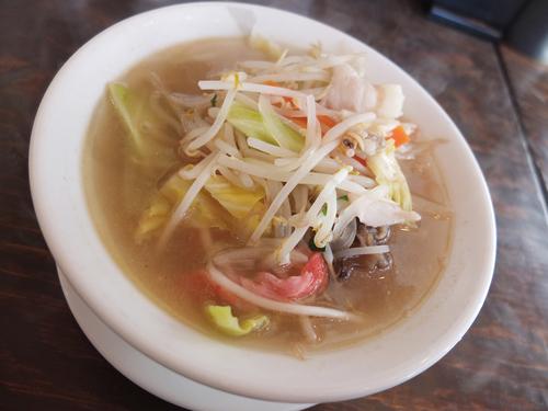 「野菜タン麺」@たんたん家の写真