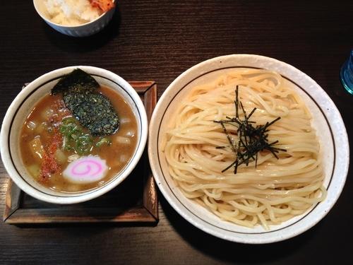 「つけ麺」@麺の坊 晴ればれの写真