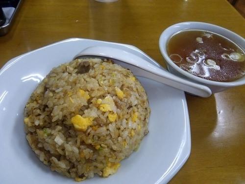 「チャーハン650円」@中華料理 喜楽の写真