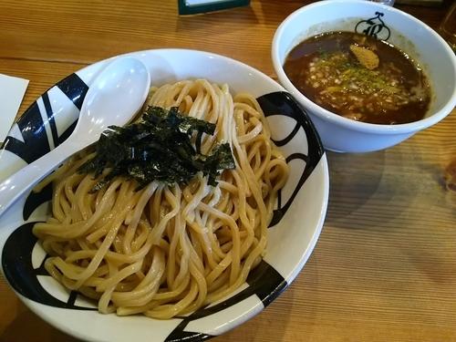 「にごらせつけ麺 (大盛:無料)」@凌駕IDEAの写真