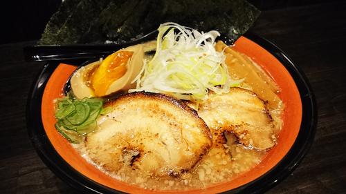 「ラーメン」@東京豚骨 男麺の写真