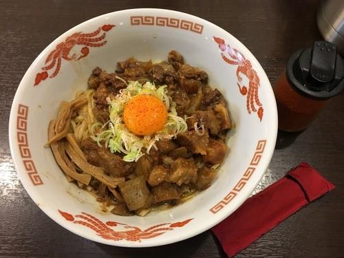 「どてそば」@TSURUMEN 大阪城北詰店の写真
