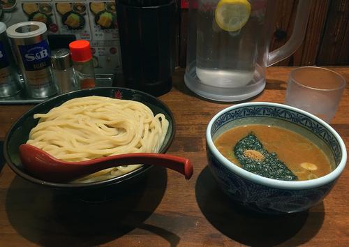 「つけ麵大盛」@つけ麺専門店 三田製麺所 ヨドバシAkiba店の写真