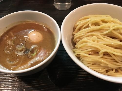 「味玉つけ麺」@麺屋 和利道 waritoの写真