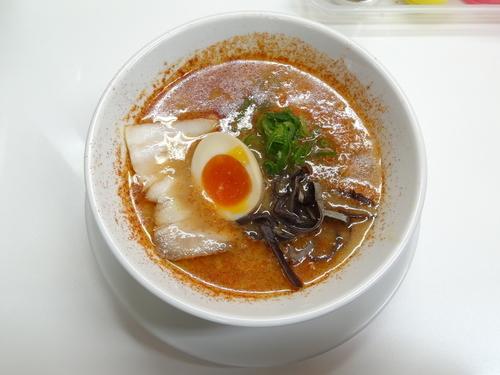 「からうまかラーメン」@麺屋 うまか・カリッジュ 久御山店の写真