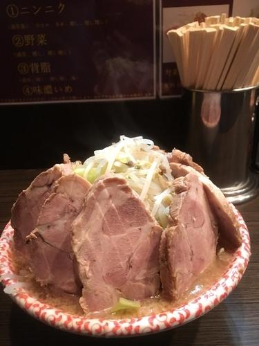 「チャーシュー麺」@ラーメン 鉉の写真