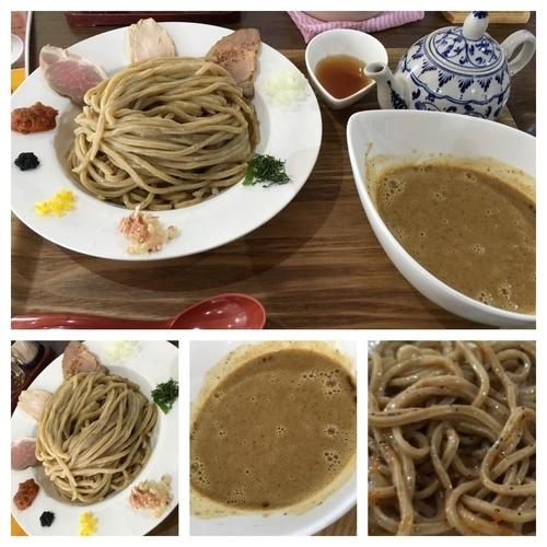 「鬼こってり煮干しつけ麺  780円」@中華SOBA 鬼にぼの写真