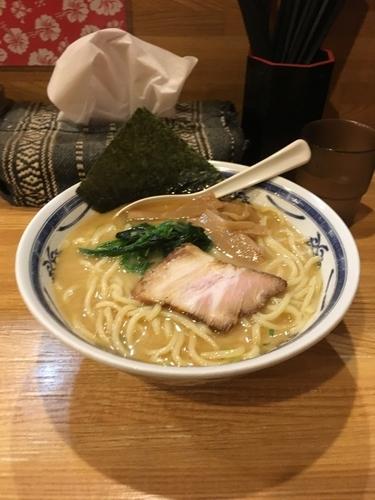 「ラーメン大盛り」@麺座風水の写真