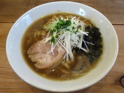 「らぁ麺 700円」@The Noodles & Saloon Kiriyaの写真