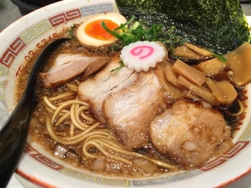 「中洲ブラックSP 990円 替玉 100円」@SHIROMARU-BASEの写真