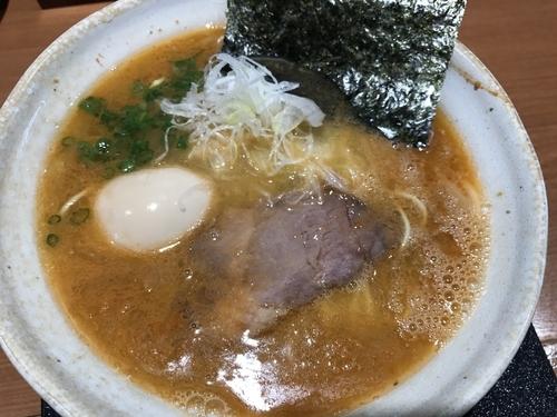 「味玉中華そば塩780円」@中華そば 風 KAZEの写真
