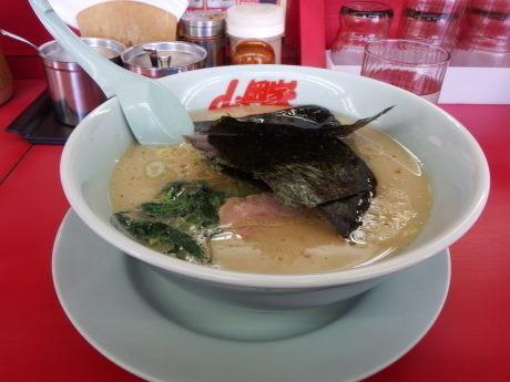 「醤油ラーメン」@ラーメン山岡家 岩見沢店の写真