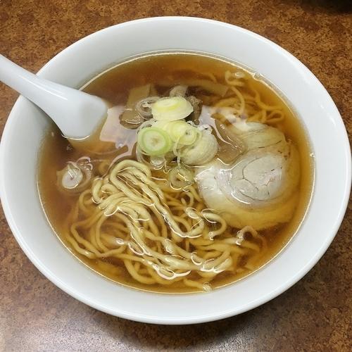 「ラーメン+半チャーハン ¥780」@珍来 新小岩店の写真