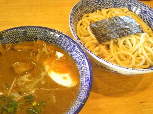 「魚介とんこつつけ麺¥830」@麺屋我龍の写真