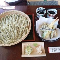 蕎麦処 梅の花 つゆ下 筑縄店の写真