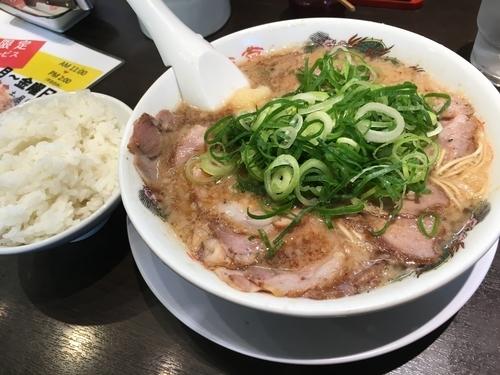 「チャーシュー麺 ¥832」@来来亭 小平仲町店の写真