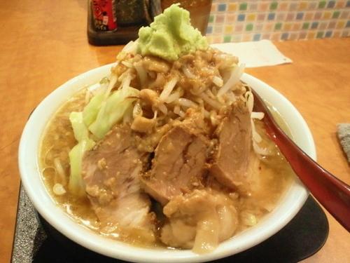 「特もやしラーメン 920円」@麺や うから家からの写真