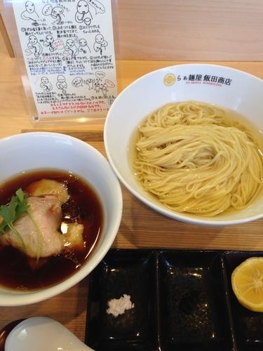 「つけ麺」@らぁ麺 飯田商店の写真