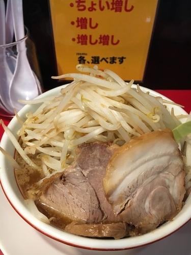 「ラーメン(並)¥680」@ダントツラーメン 高松一番店の写真