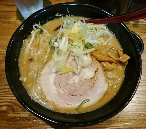 「辛味噌ラーメン 890円」@麺処 花田 上野店の写真