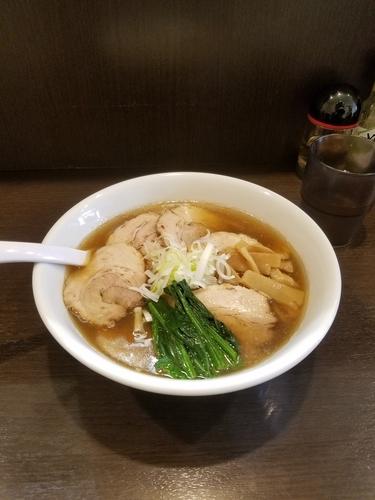 「チャーシューメン」@麺屋 楠の写真