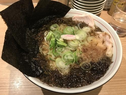 「三陸塩ラーメン 700円」@おやつラー専科 チキチキGOGOの写真