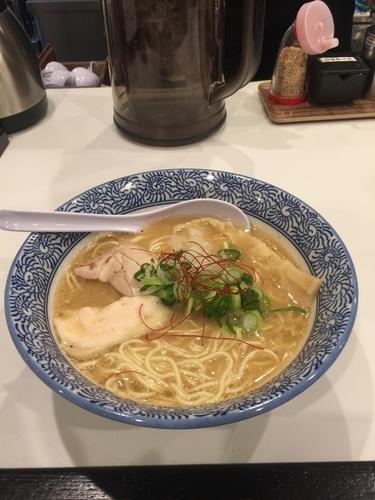 「超濃厚鶏白湯ラーメン」@めんや 鶏志の写真