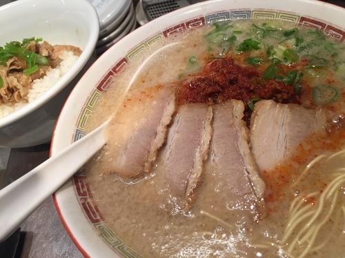 「からかベース 8辛 820円 他」@SHIROMARU-BASEの写真