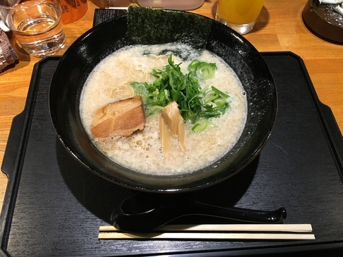 「えい蔵ラーメン」@麺匠 えい蔵 東伏見店の写真