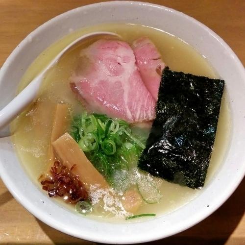 「白醤油」@ふじ屋 NOODLEの写真